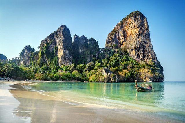 اكتشف أهم المعالم السياحية في كرابي تايلاند